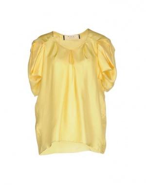 Новая шелковая блузка Marni Италия