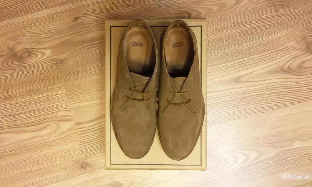Женские ботинки 39 размер