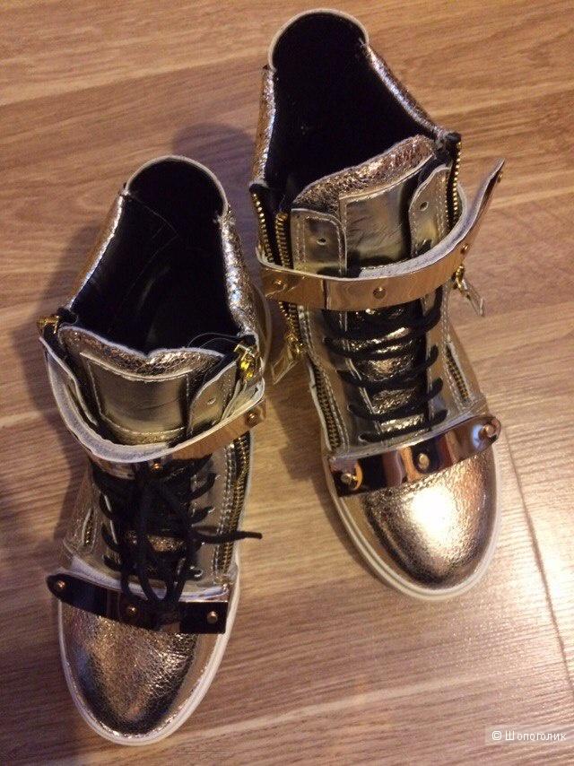 Ботинки GiuseppeZanotti
