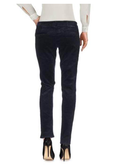 Вельветовые джинсы SUN 68, 30 (Размер Джинсов), Темно-синий