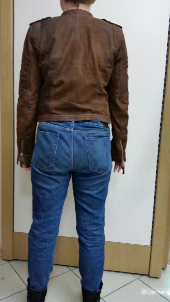 Куртка кожаная Black Rivet  42  русс