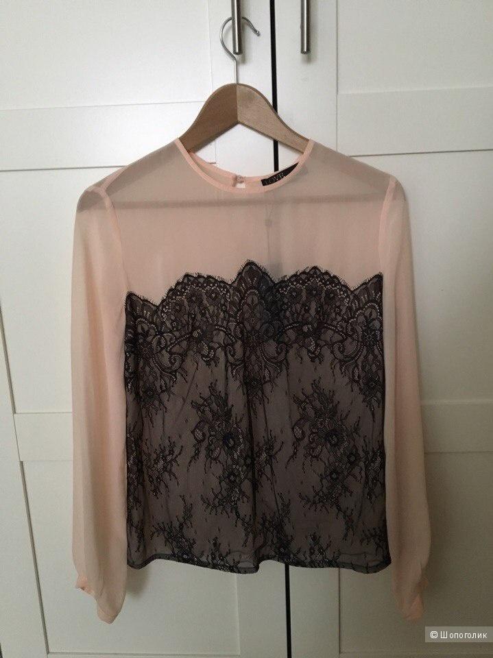 Кружевная блузка Love Republic 42-44 размер