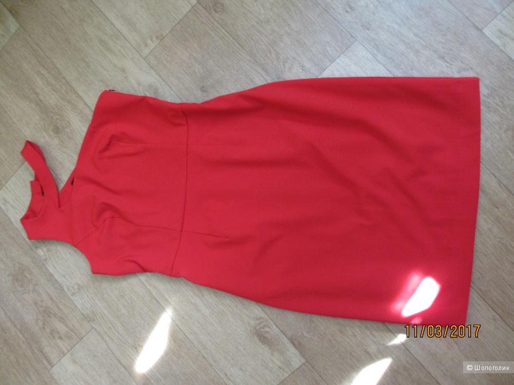 Красное платье STETS 46 размер