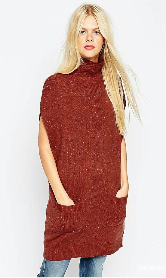 Платье-свитер...