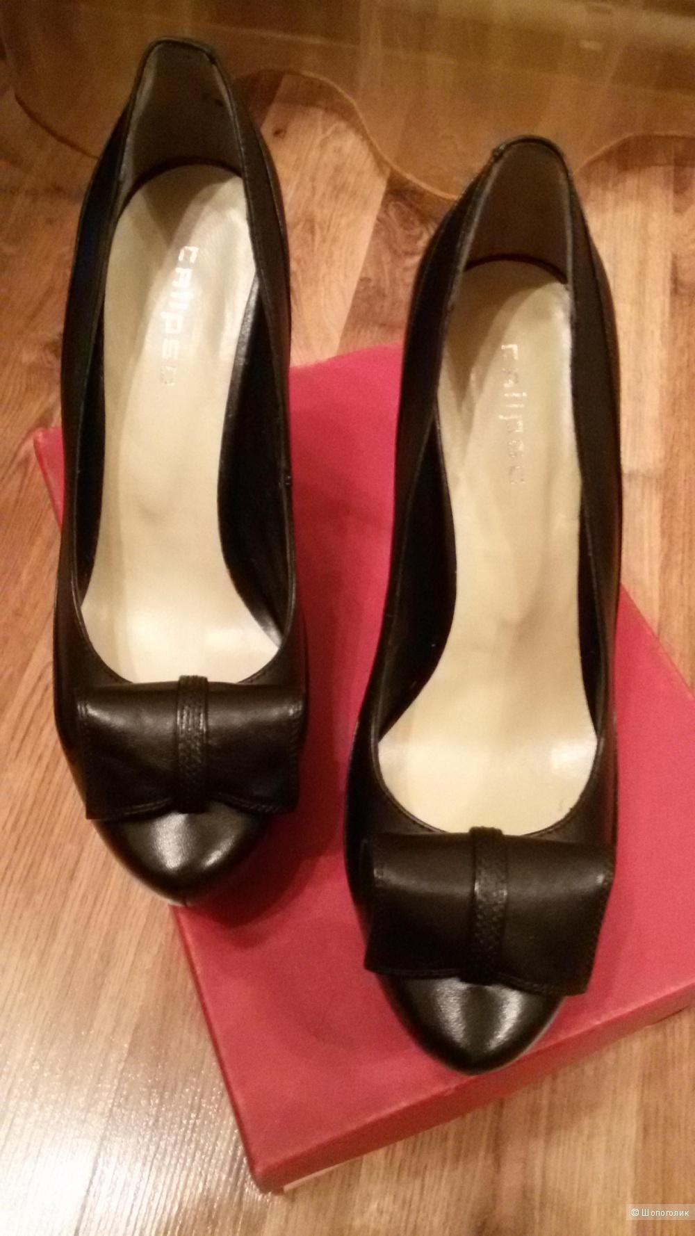Кожаные туфли Calipso р. 38 /25, 2 см/