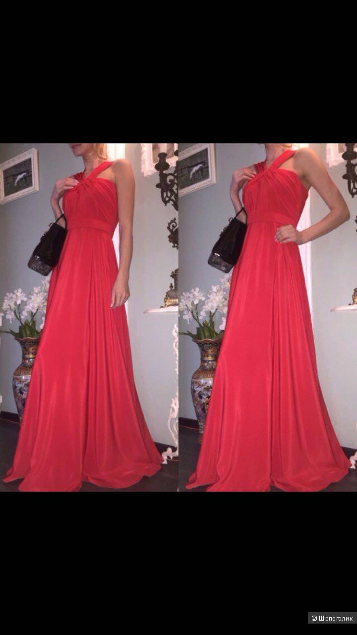 Шёлковое платье Faina