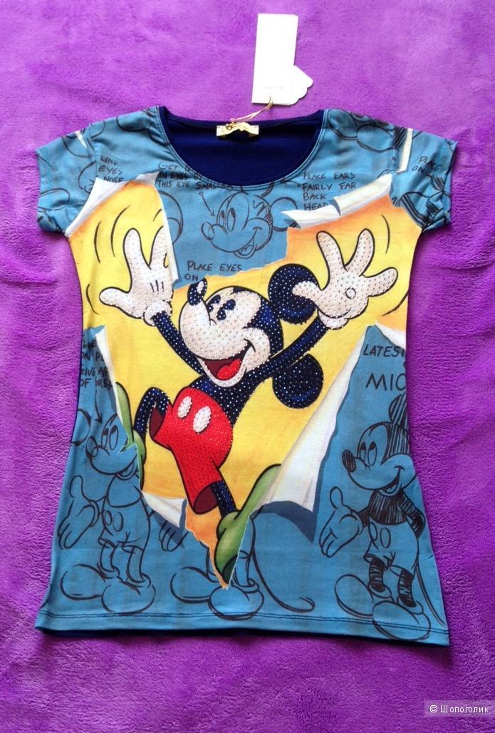 Новая футболка Pacoo с Микки