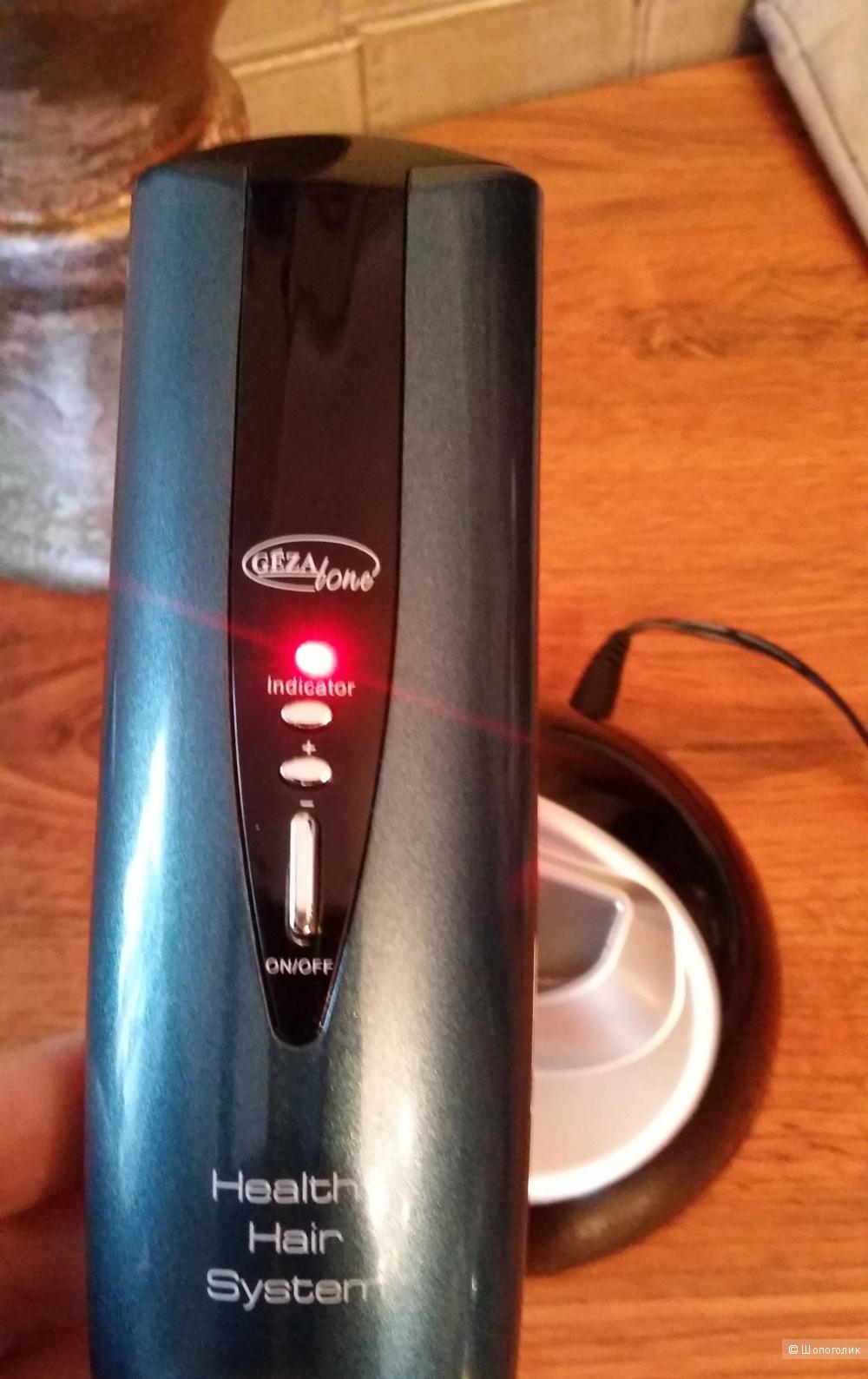 Набор лазерных расчесок от выпадения волос, усиления роста Healthy System Gezatone HS 575