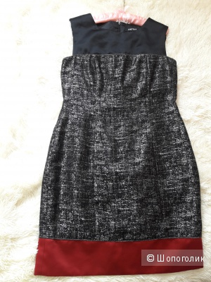 Платье 48 размера CHETTA B.