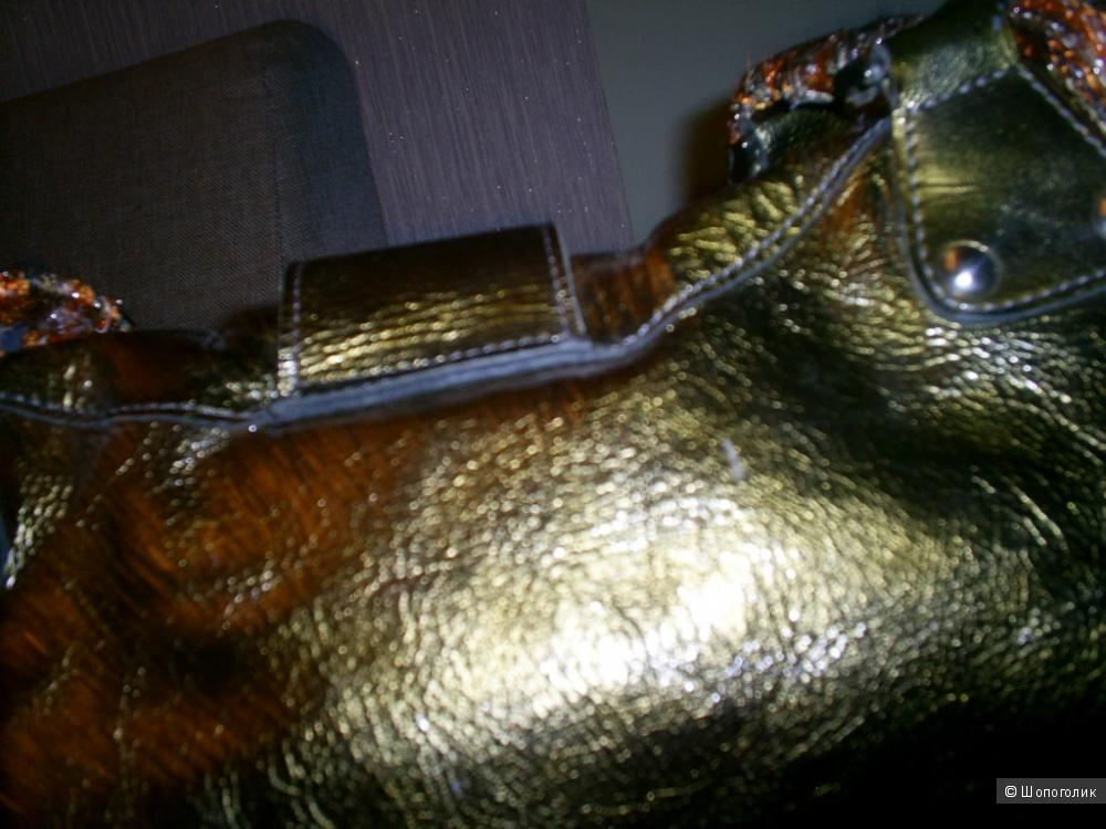 Кожаная сумка Emmy Wieleman.