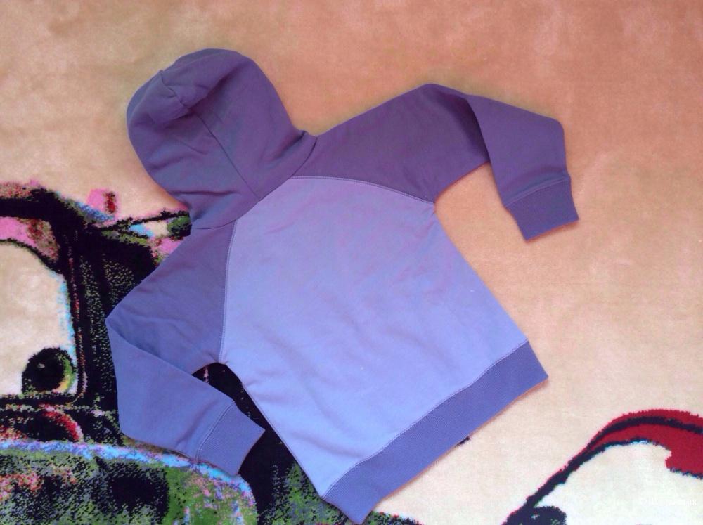 Толстовка с капюшоном Tape-a-loeil новая, размер 4А