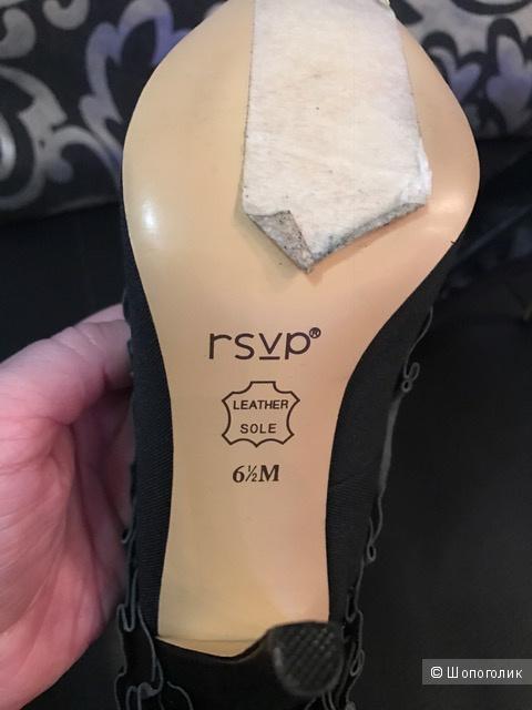 Изящные новые туфельки американского бренда RSVP Henny, US 6,5 (росс 36,5)