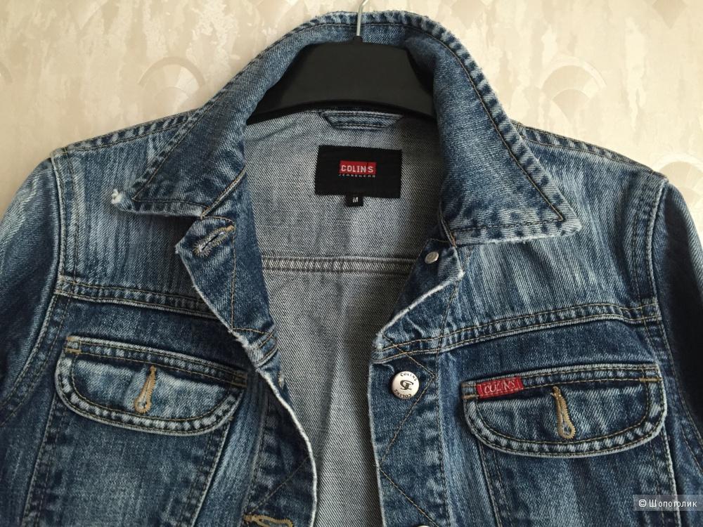 Джинсовая куртка Colin's, размер М