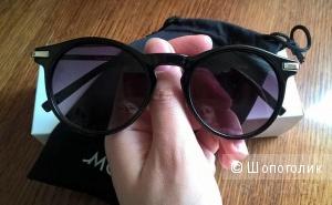 Круглые солнцезащитные очки Monki Leora