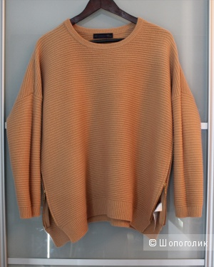 Новый свитер из кашемира 100% р-р L