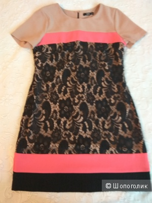 Кружевное платье Oasis размер 12 ( росс.46)