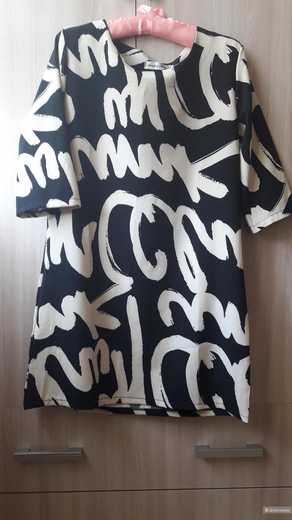 Платье-туника размер 44-46