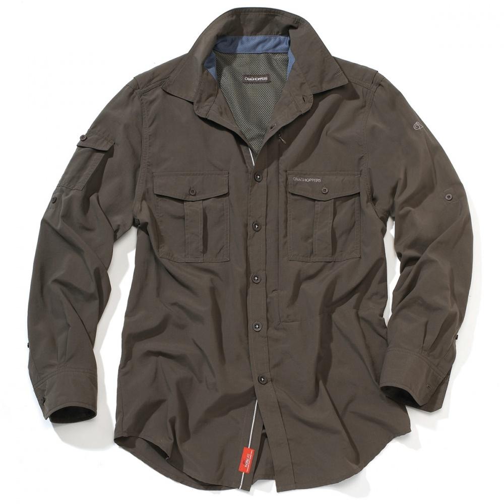 Мужская рубашка Craghoppers размер 46-48 (М)