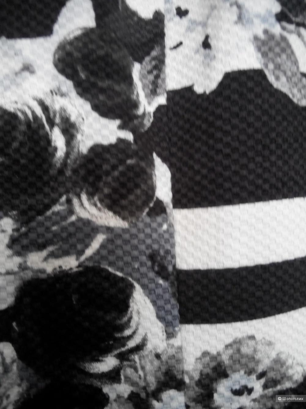 Фактурное платье из хлопка Orsay размер 38 евро