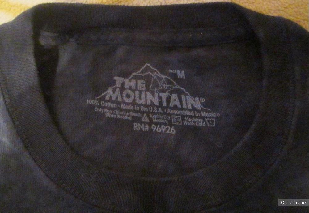 Мужская футболка  the mountain Yeti - Снежный человек