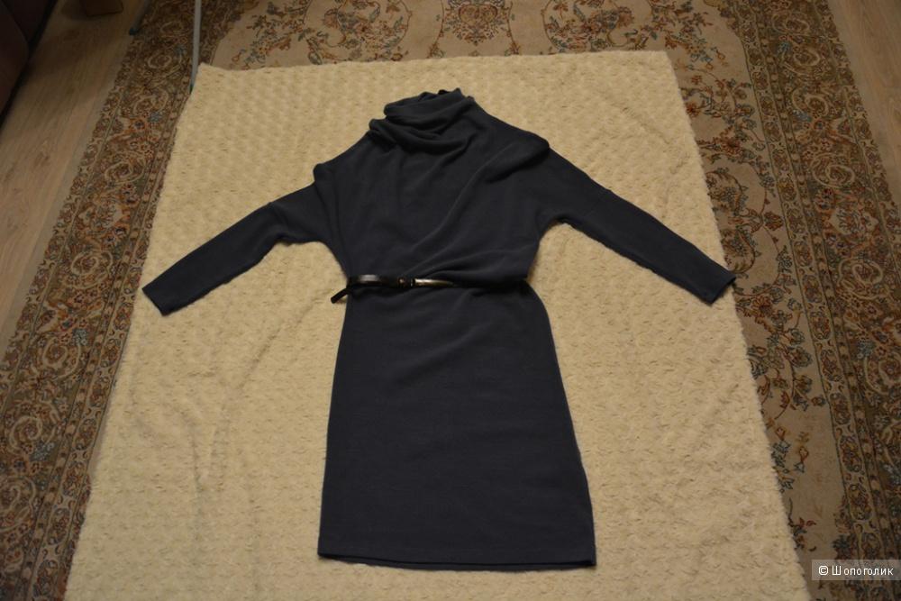 Платье 46-48 размер трикотаж