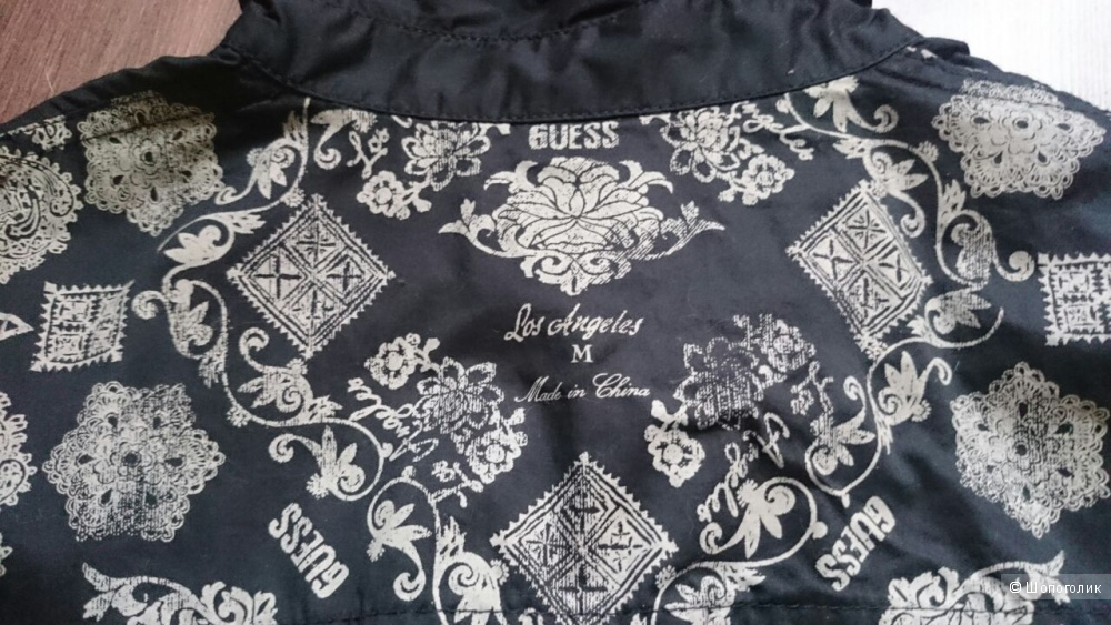 Рубашка GUESS,  размер 44.