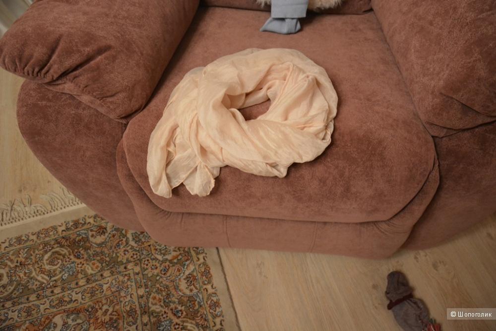 Шелковый шарфик 100% шелк