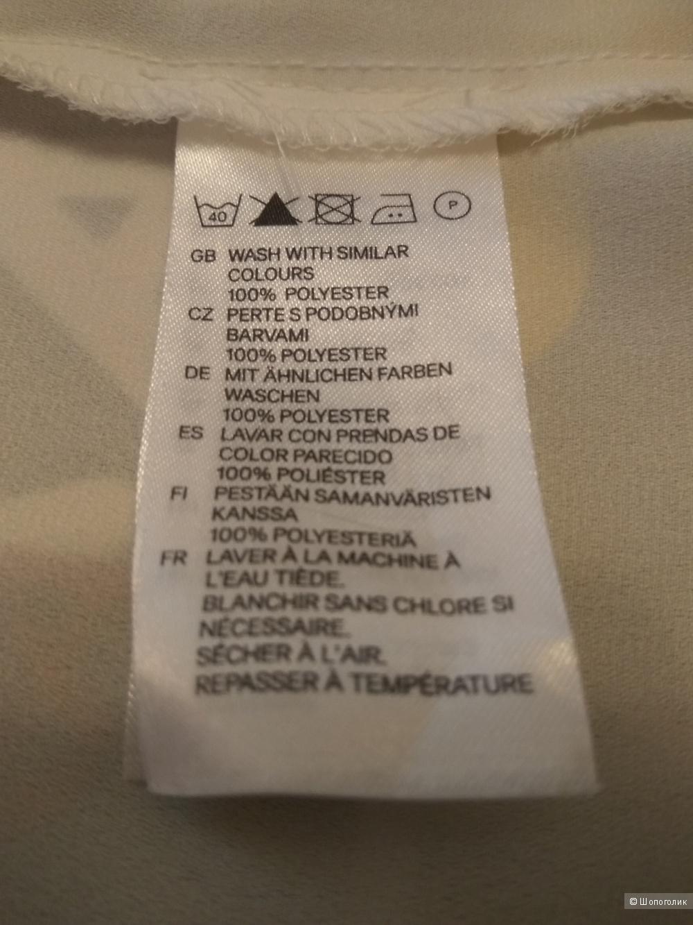 Рубашка H&M, 36 р-р, новая.