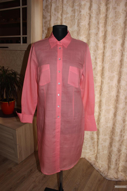 Платье-рубашка APART, размер 46-48