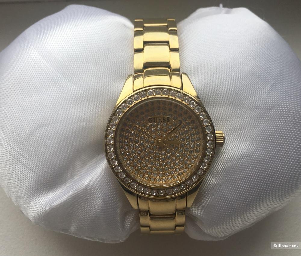 Женские часы GUESS золотого цвета, в магазине Ebay.com — на Шопоголик 470c91ca3bf