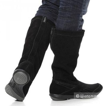 Сапоги Reebok SlimTone замшевые, 39-й размер