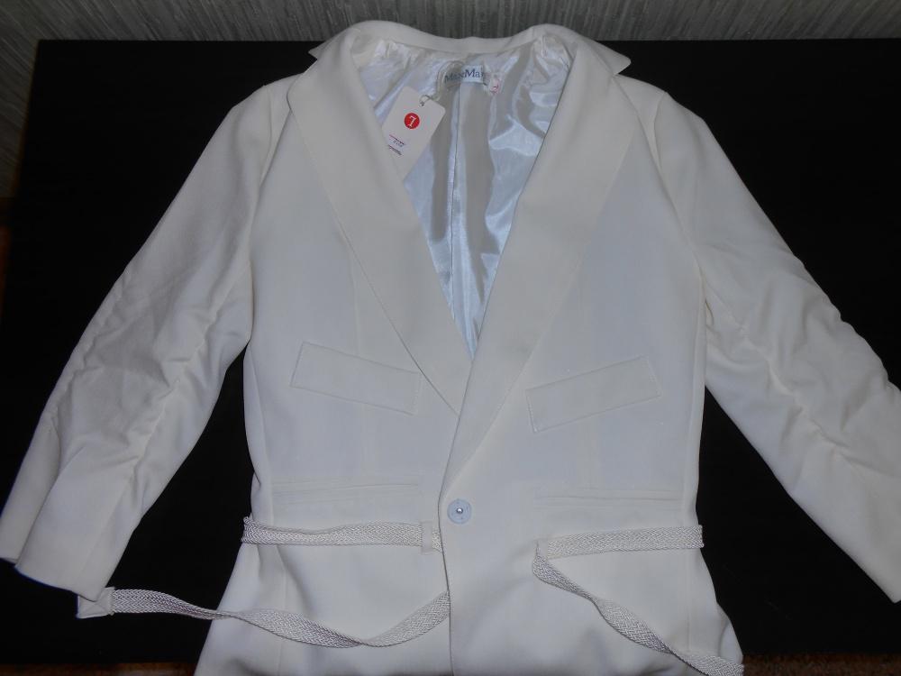 Новый пиджак MaxMara р. 44