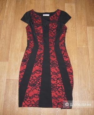 Платье коктейльное norm, р-р 44