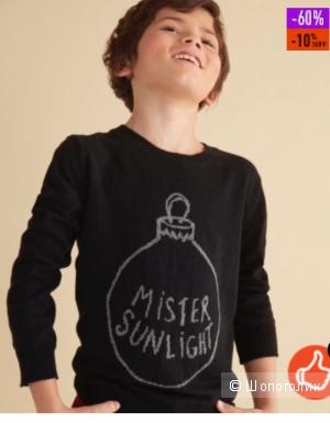 Пуловер от француза  t-a-o.com