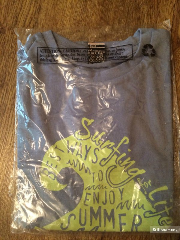 Сэт из 3-х футболок на 8  лет