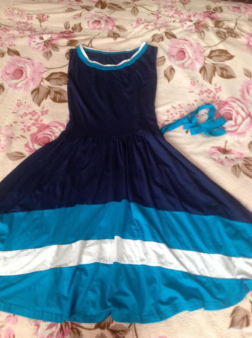 Новое платье, 44 размер.