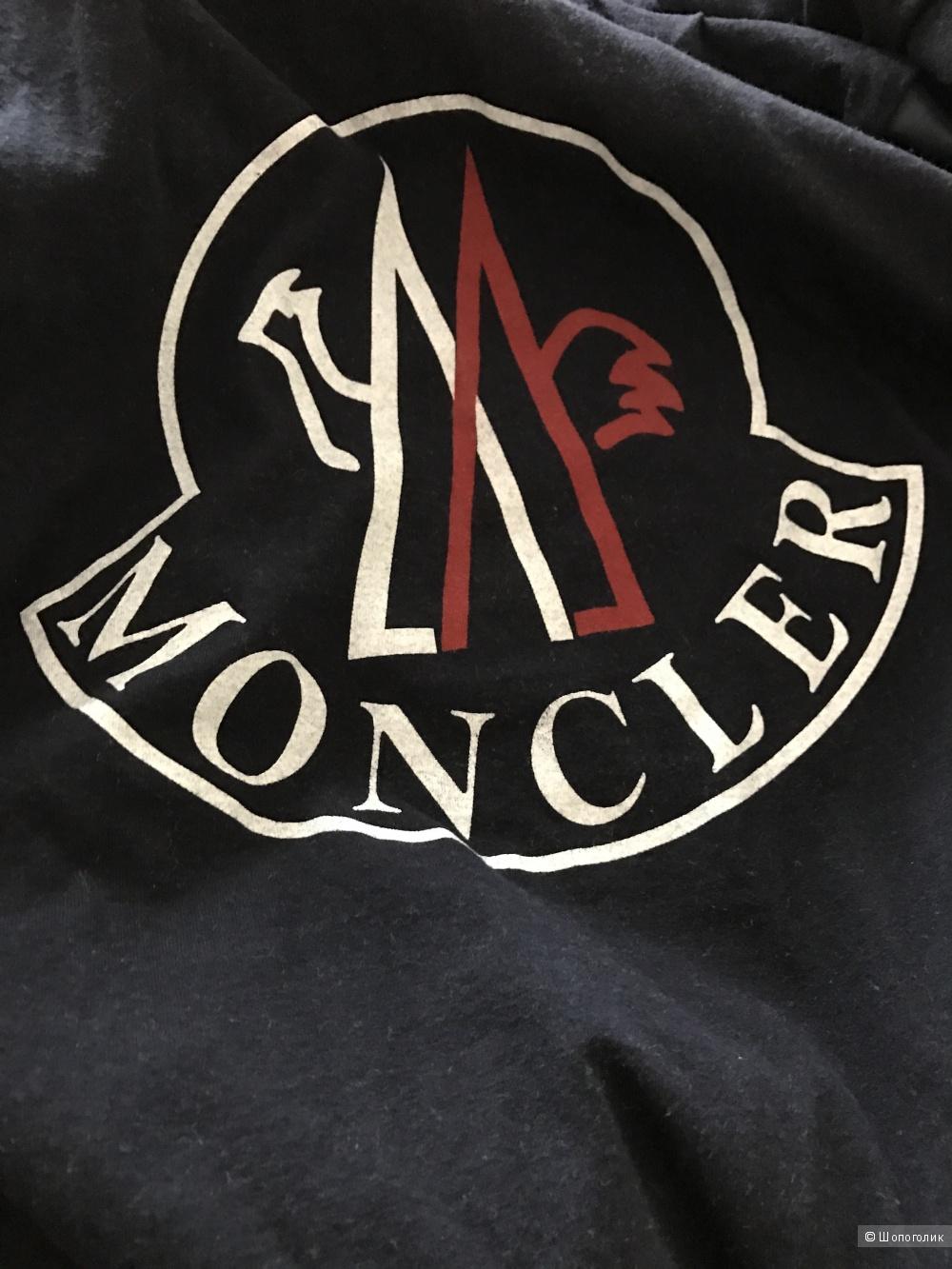 Куртка Moncler  копия для подростка 10-12 лет.