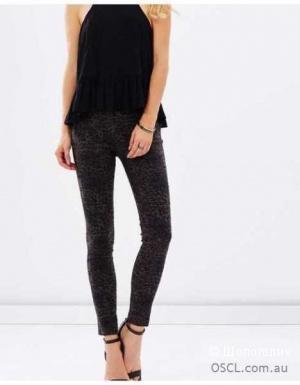 Черно-серые джинсы скини Dorothy Perkins 8uk