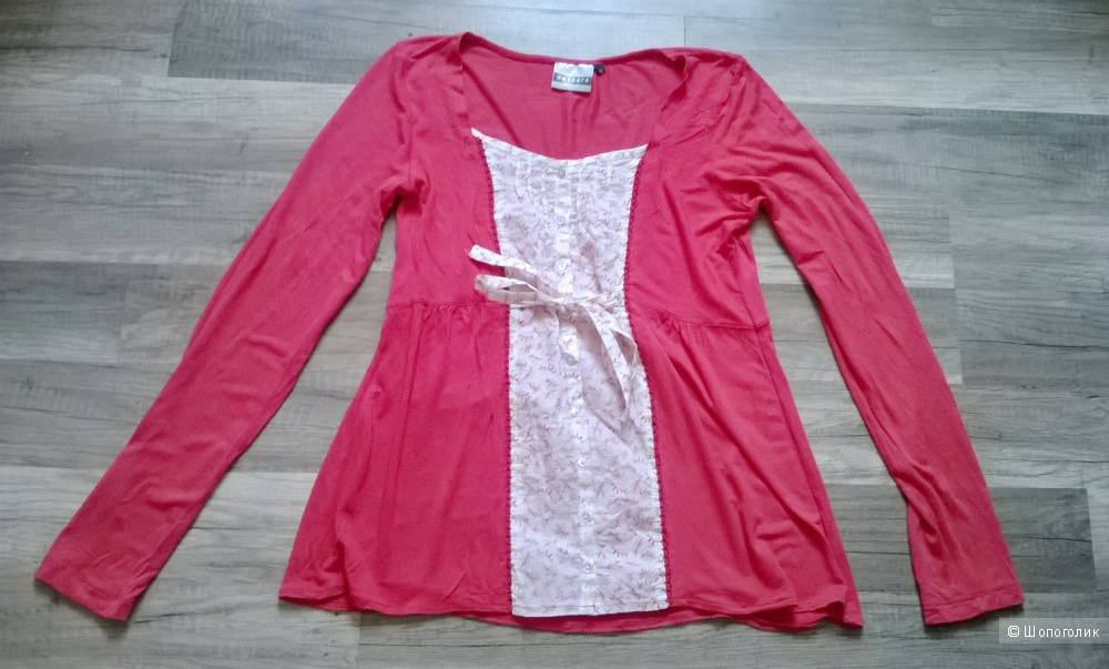 Блузка обманка 44-46 размер