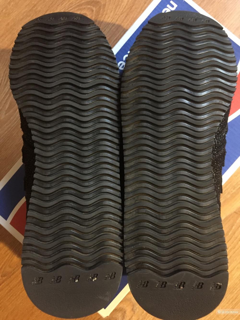 Кроссовки черные New Balance NKNB 420 8,5 US