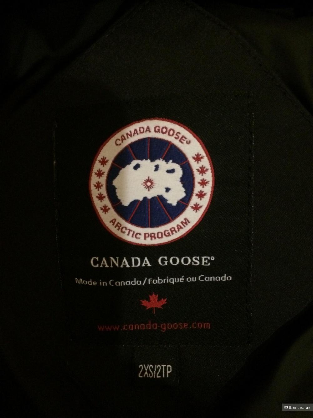 Canada Goose Shelburne  парка р. XXS