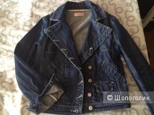 Джинсовая куртка Kira Plastinina размер 44-46