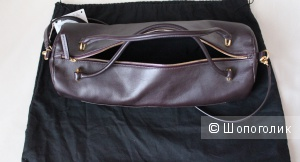 Новая кожаная сумка Avril Gau