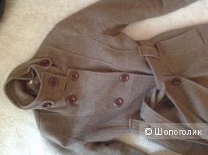 Пальто осеннее или весеннее, размер 44-46