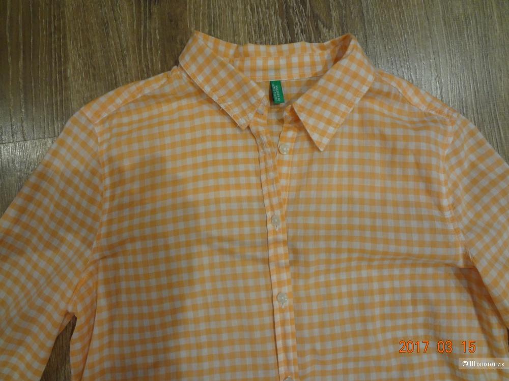 Рубашка Benetton, 44