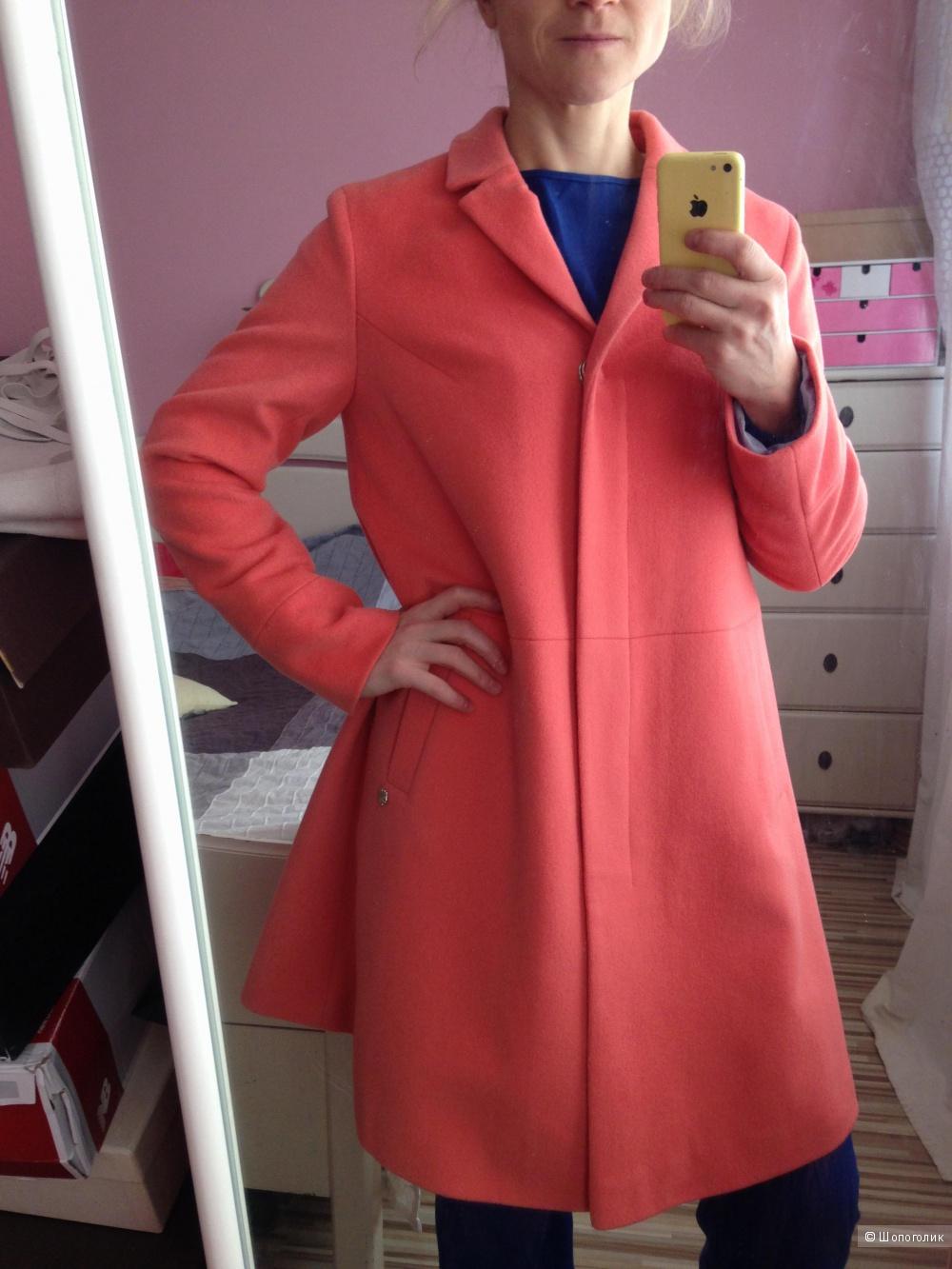 Классное пальто PAROLE от Виктории Адреановой, размер 44-46
