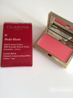 Кремовые румяна Clarins Multi Blush 05 Rose