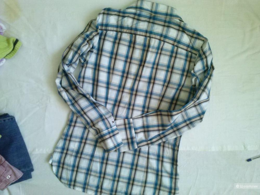 TOMMI HILFIGER новая рубашка р. 44-46.
