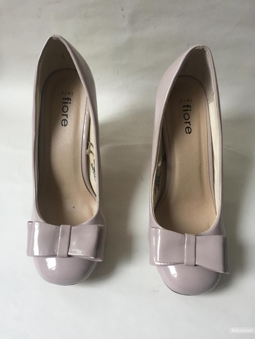 Новые туфли лакированные