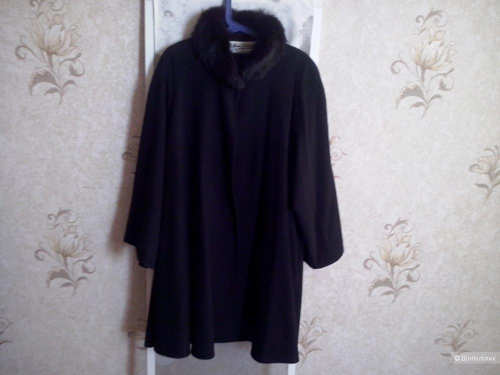 Пальто alain chabason, Франция, шерсть+кашемир